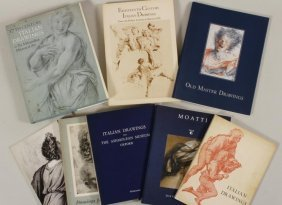 8 Books About Drawing, 20th C.