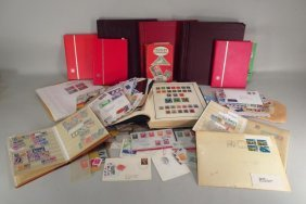 World Wide Stamp Collection, Wwii, And Others