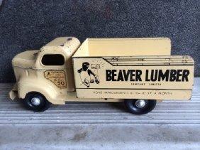 Minnitoy Beaver Lumber Truck