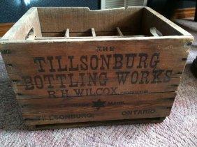 Tillsonburg Wooden Box