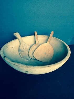Butter Bowl,paddles