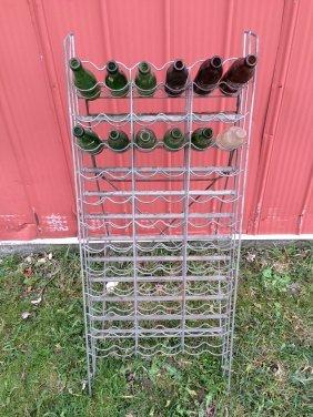 Bottle Rack/bottles
