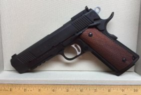 American Tactical Thunderbolt Semi Automatic 1911