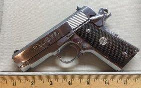 Colt Mk Iv Series 80 .45 Semi Auto Pistol