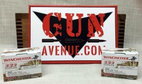 999 Rounds Winchester 22lr 36 Grain 1280 Fps Hollow
