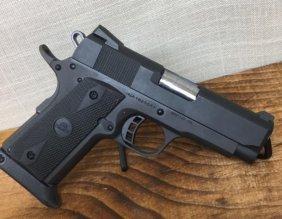 Rock Island 1911 A1 Cs Tactical 9mm W/ 3 Mags.