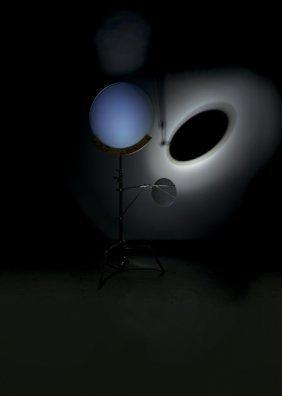 OLAFUR ELIASSON, Holo Lamp, 2005