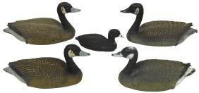 Decoys (5), Miniature Or Salesman Samples, Created By