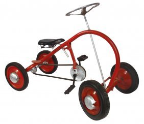 Quadcycle, Murray, Steel, Quad Cycle W/belt Drive