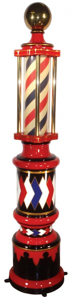 Chicago Asian Barber Chicago Asian Barber 0729 Barber Pole