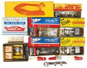 Toy Boat & Dealer Parts, AristoCraft Motor & Batt