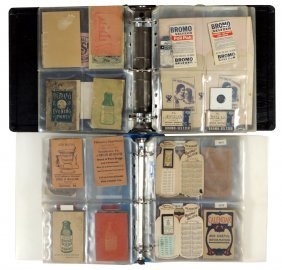 Drug Store Bromo-seltzer Miscellany (2 Albums), Trade