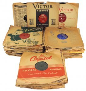 Music, Records (90+), 78 Rpm Oldies To Play On The