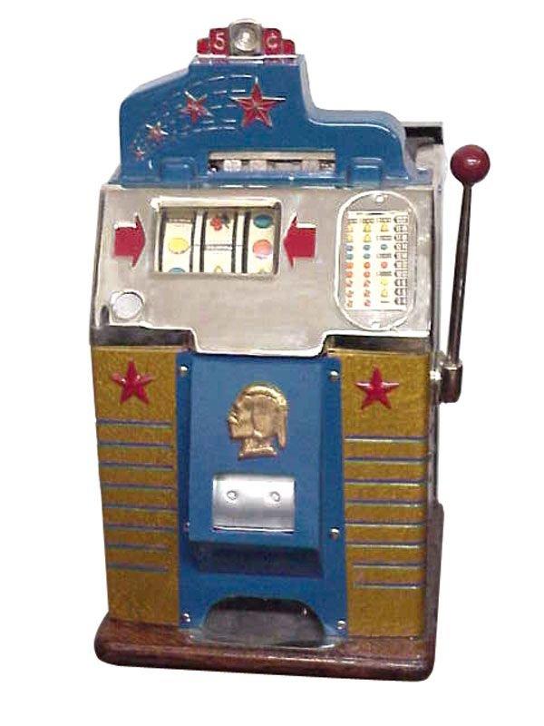 Slot machine worth