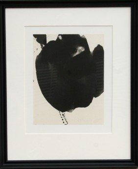 Robert Motherwell, Octavio Paz, Three Poems 6, Lit