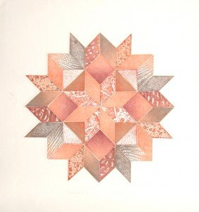 Kathy Caraccio, Dutch Rose Red, Aquatint Etching