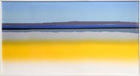 Arthur Secunda, Lagoon, Monotype