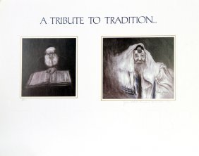Theadius Mccall, A Tribute To Tradition, Lithograph