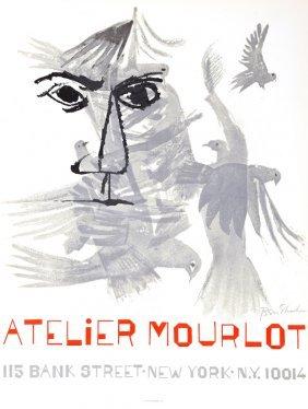 Ben Shahn, Atelier Mourlot, Poster