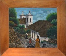 Jose Antonio Velasquez, San Antonio De Oriente Honduras