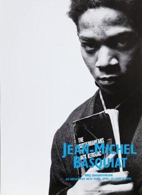 Jean-michel Basquiat, Jean-michel Basquiat, Poster
