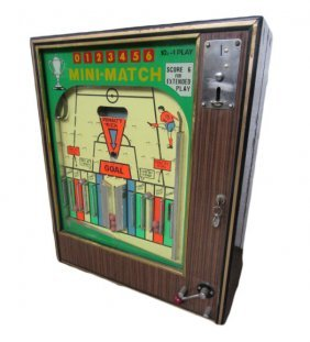 Mini Match Wall Arcade Game