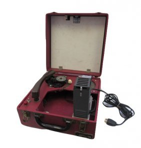 """the Picturephone"" Phonograph & Film Projector"