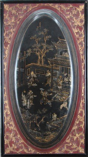 Decorative Arts: Asian Panel