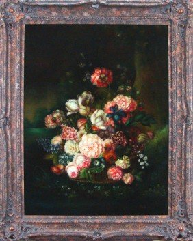Decorative Art: Floral Still Life
