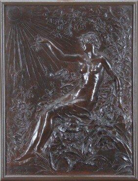 F. Gilbault (19th/ 20th Century) European