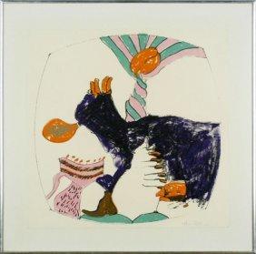 John Altoon (1925-1969) Armenian/ American