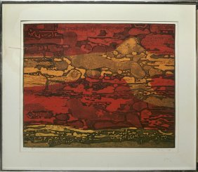 Contemporary Artist Unidentified (1960's)