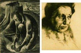 Lynd Ward (1905-1985) New Jersey & Arthur William
