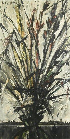 Regis De Bouvier De Cachard (b. 1929) French California