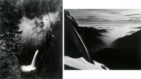 David Muench (b. 1936) Santa Barbara (two)