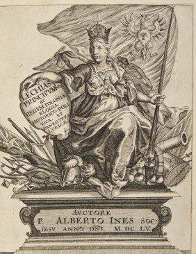 Ines (Albert) Lechias, Ducum, Principum, Ac Regum