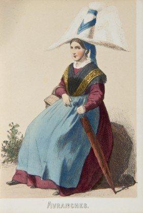 Costume.- Souvenirs De La Basse Normandie