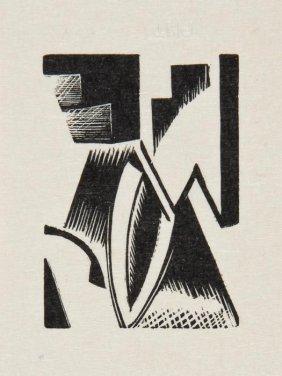 Nash (Paul) A Portfolio Of Twenty Four Wood-Engrav