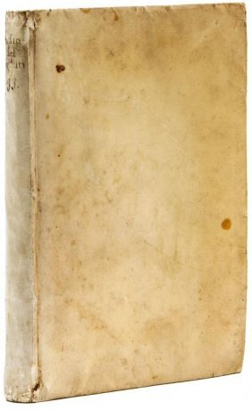 Persius Flaccus (Aulus) Persio Tradotto In Verso..