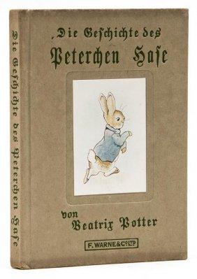 Foreign.- Potter (Beatrix) Die Geschichte Des Pete