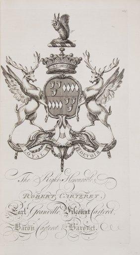 Segar (sir William) And Joseph Edmondson. - Baronagium