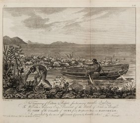 Oceania.- Forrest - A Voyage To New Guinea, And The