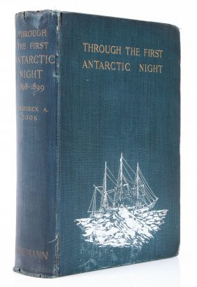 Cook (frederick A.) - Through The First Antarctic
