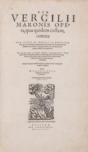 Vergilius Maro (publius) - Opera...omnia,