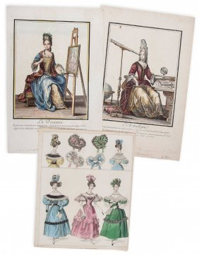 Bonnart (nicolas) - L'astrologie; La Peinture,