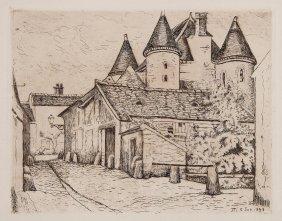 Heseltine (arthur Joseph) - Fontainebleau Et Les