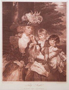 Bartolozzi (franceso R.a.) - Lady Smyth,