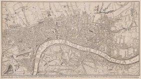 [rocque (john)] - A Correct Plan Of The Cities Of