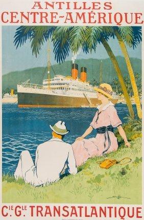 Hook Sandy (georges Taboureau, 1879-1960) - Antilles,