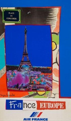 Bezombes, Roger (1913-1994) - Air France, Paris